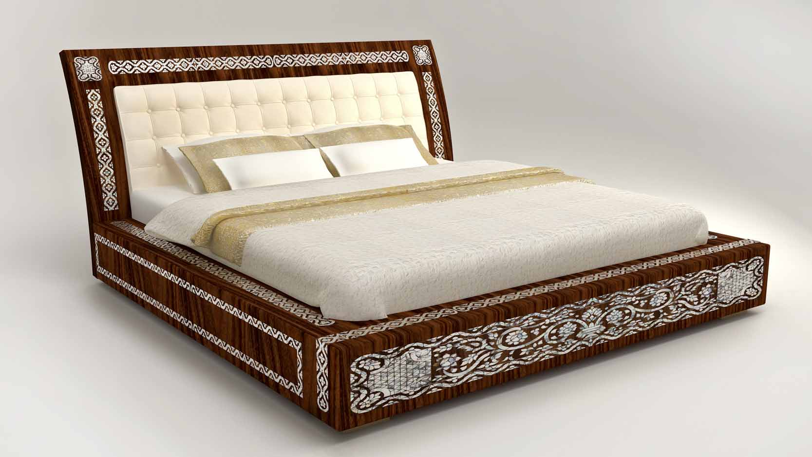El Real Blanco Bed B