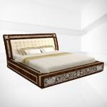 El Real Blanco Bed B