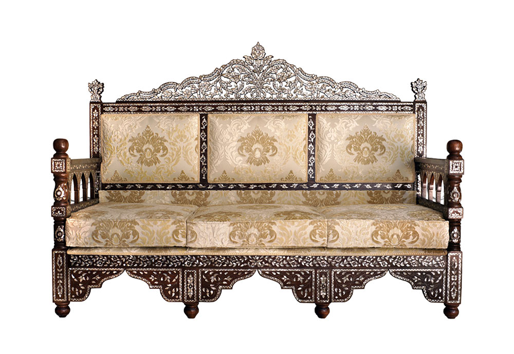 Giahama - Middle Eastern Design Sofa